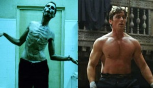 Christian Bale - The Machinist